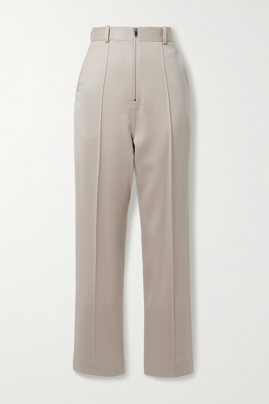 PETER DO Wool straight-leg pants