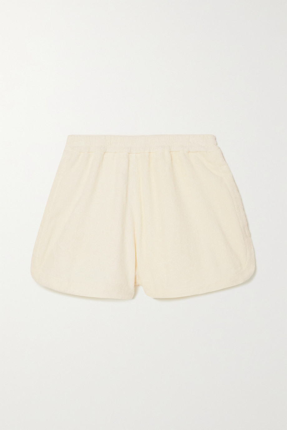 TERRY Cruise cotton-terry shorts