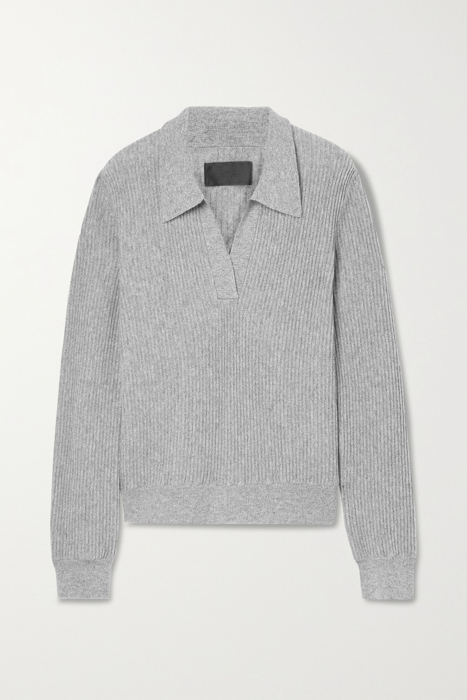 RTA Amalia ribbed cashmere sweater
