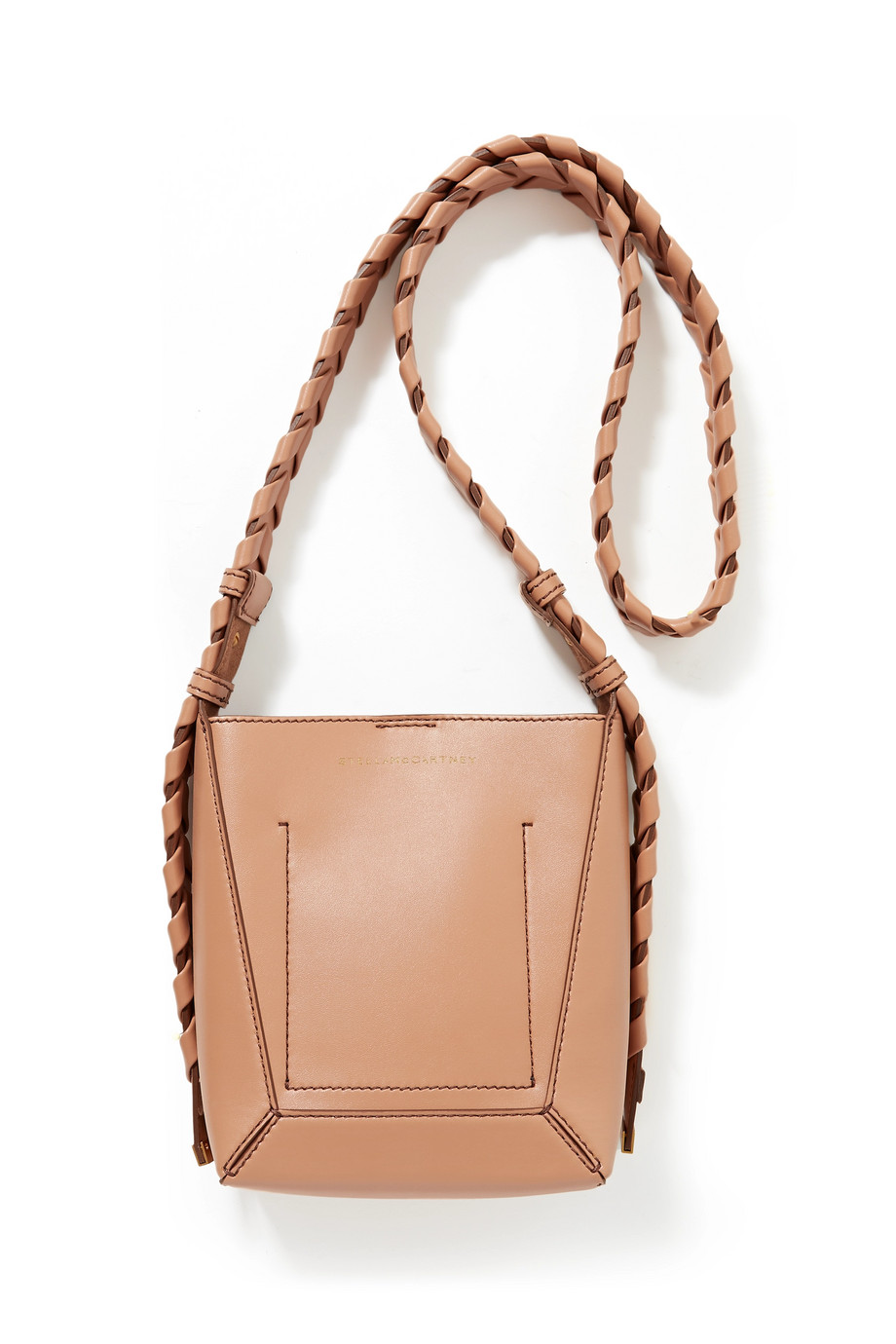 STELLA MCCARTNEY Small vegetarian leather shoulder bag