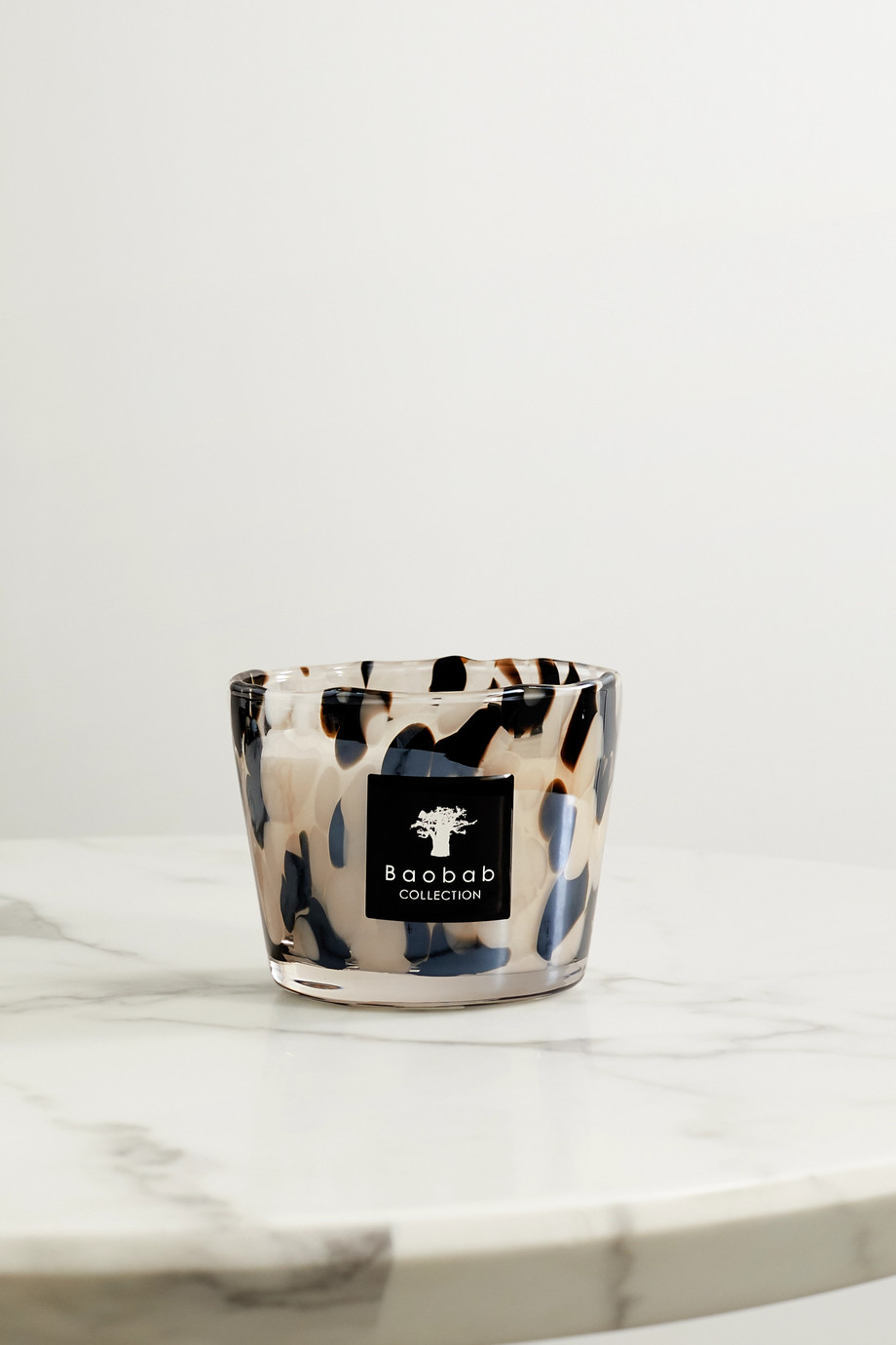 BAOBAB COLLECTION Black Pearls Max 10 scented candle, 1.3kg
