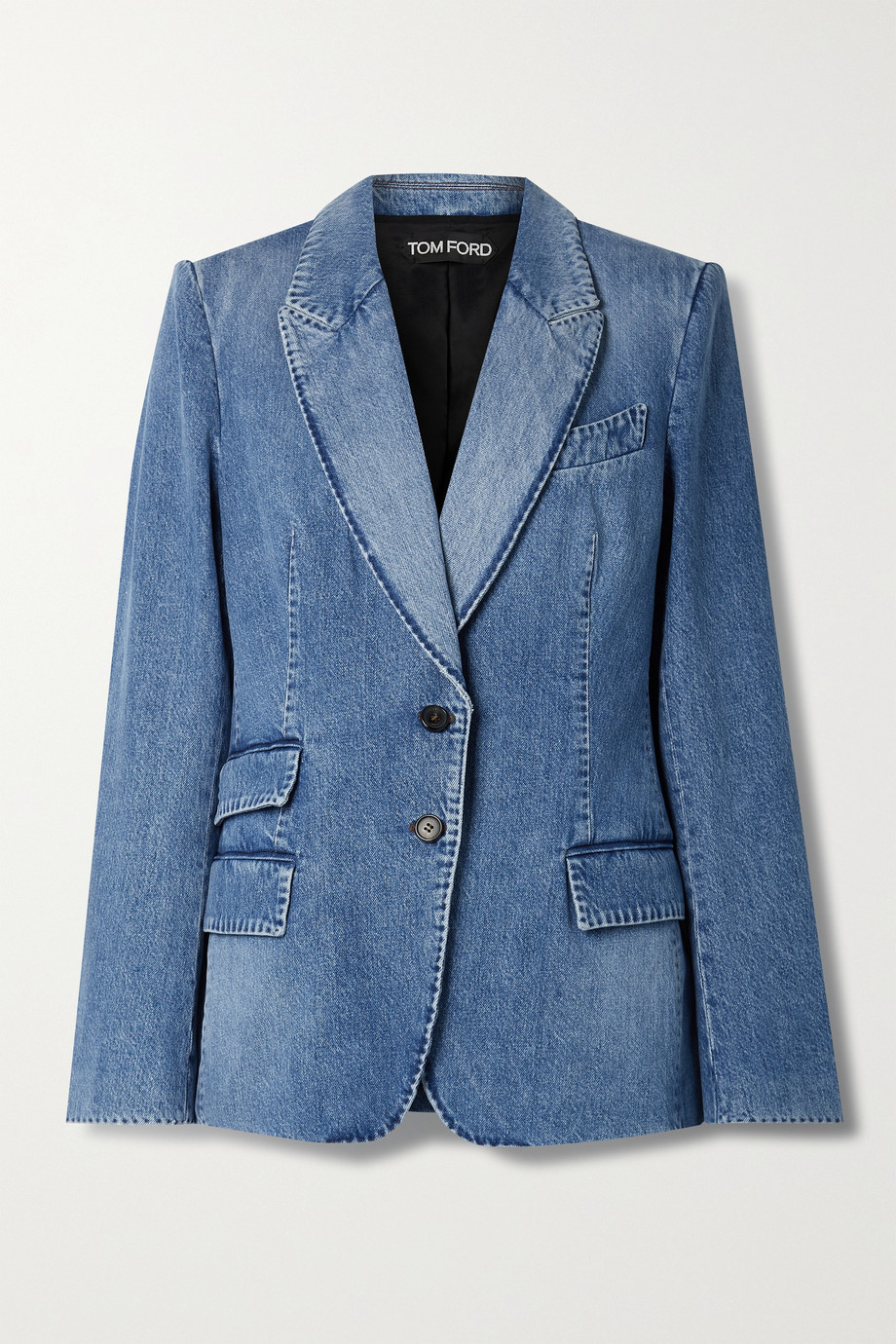 TOM FORD Denim blazer