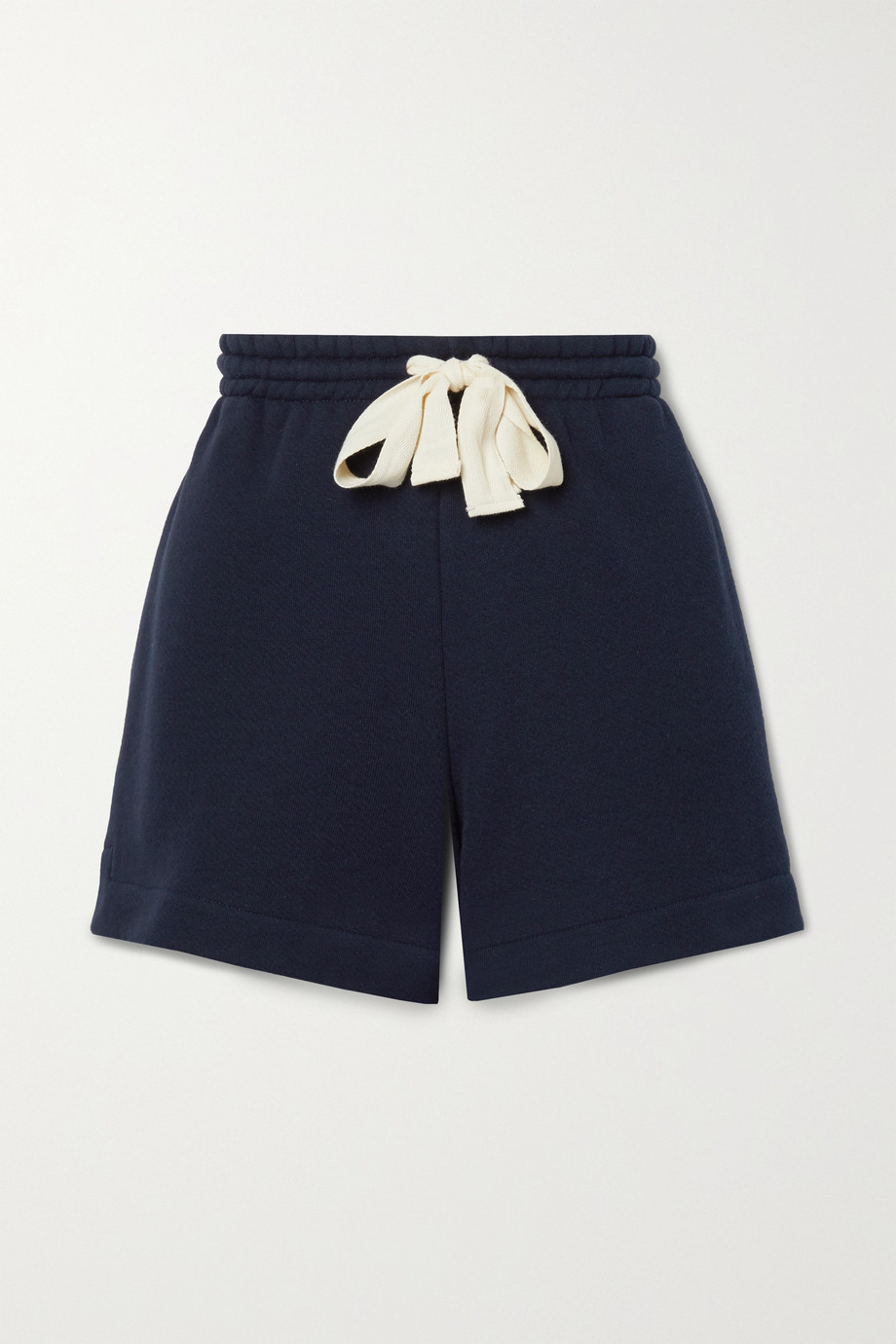 MONSE Cotton-terry shorts