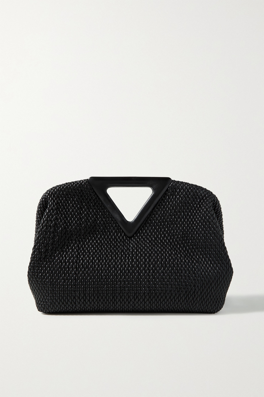 BOTTEGA VENETA Point medium quilted leather tote