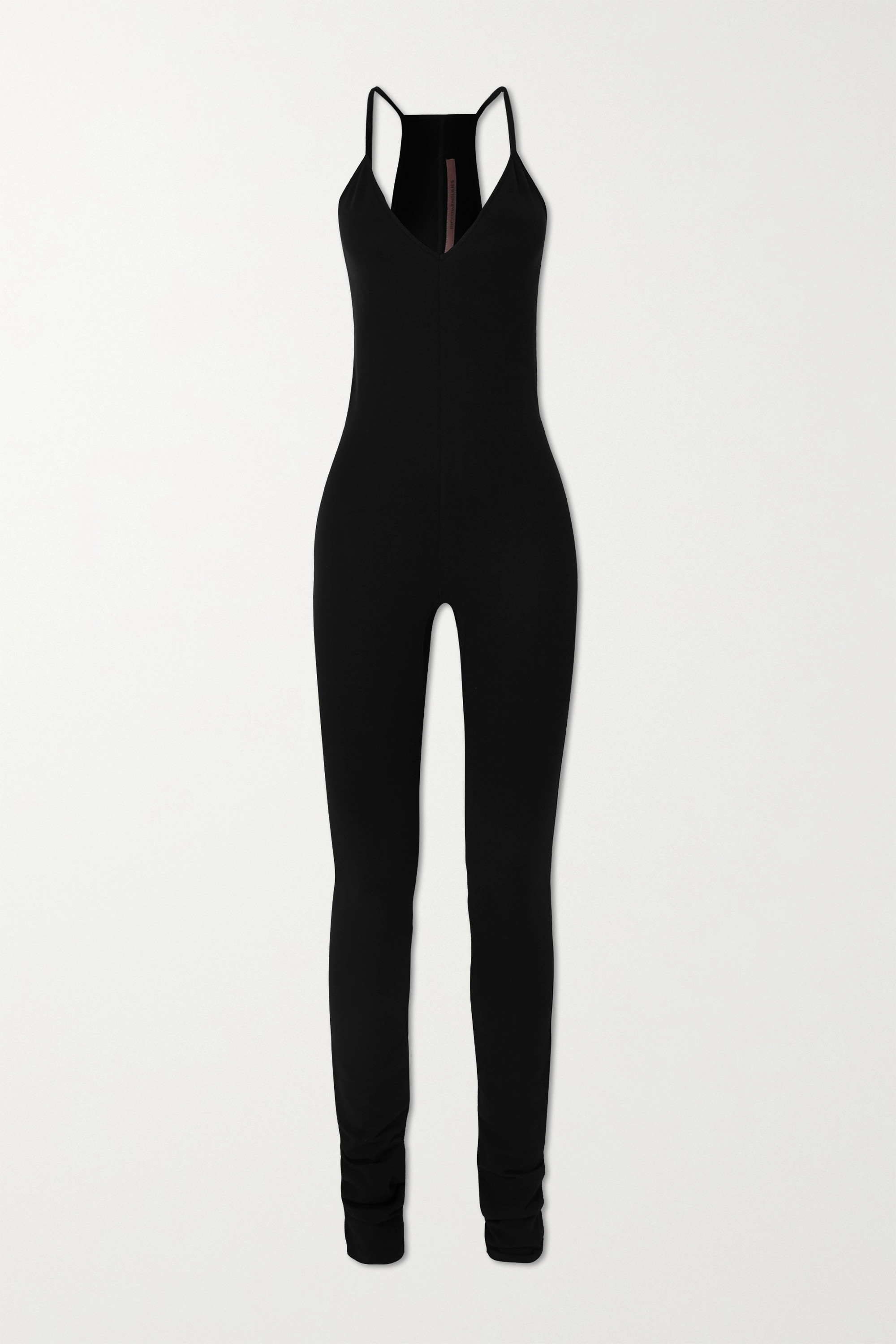 RICK OWENS Stretch-jersey jumpsuit