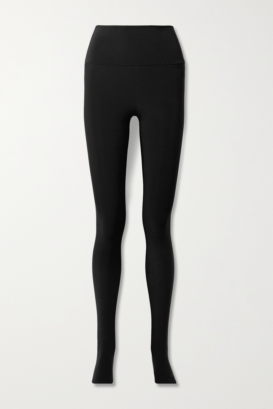 NORMA KAMALI Stretch-jersey stirrup leggings