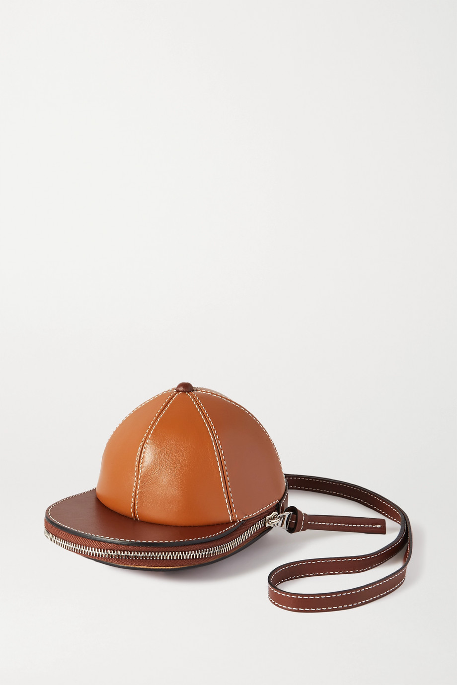JW ANDERSON Cap leather shoulder bag