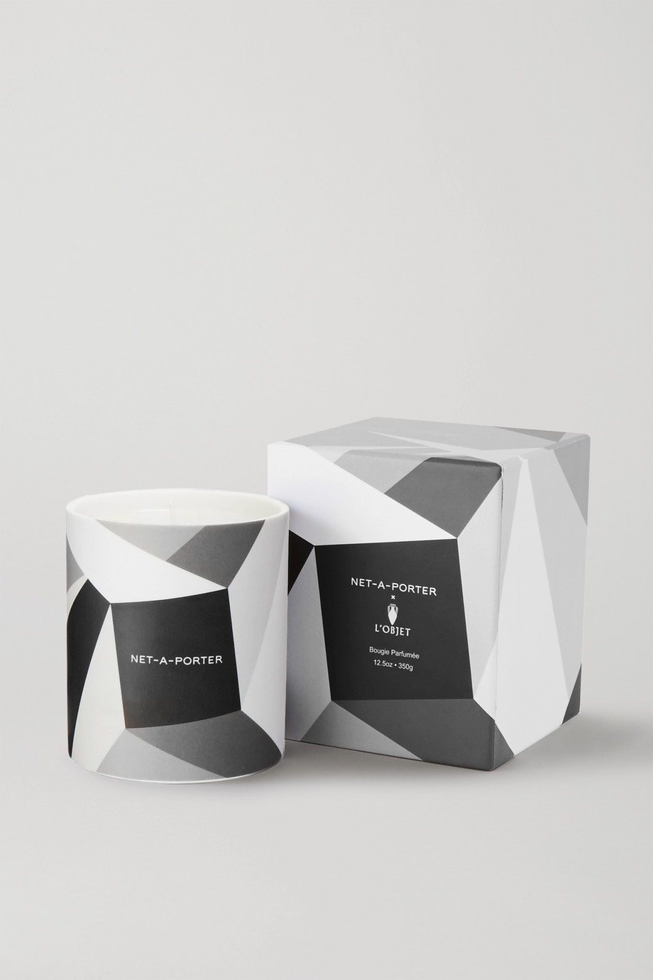 L'OBJET + NET-A-PORTER 20th Anniversary Candle, 350g