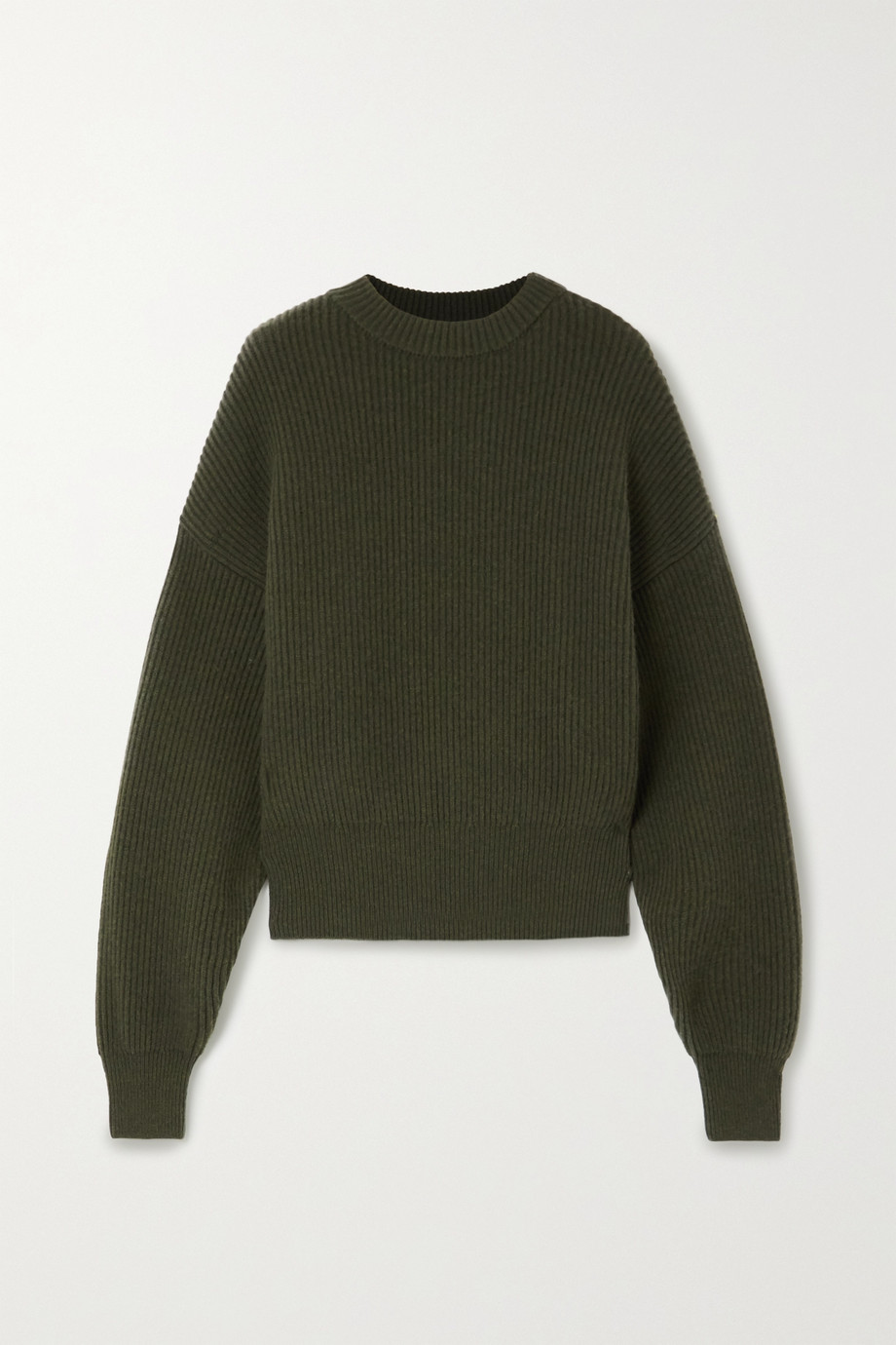 CORDOVA Megève ribbed merino wool sweater