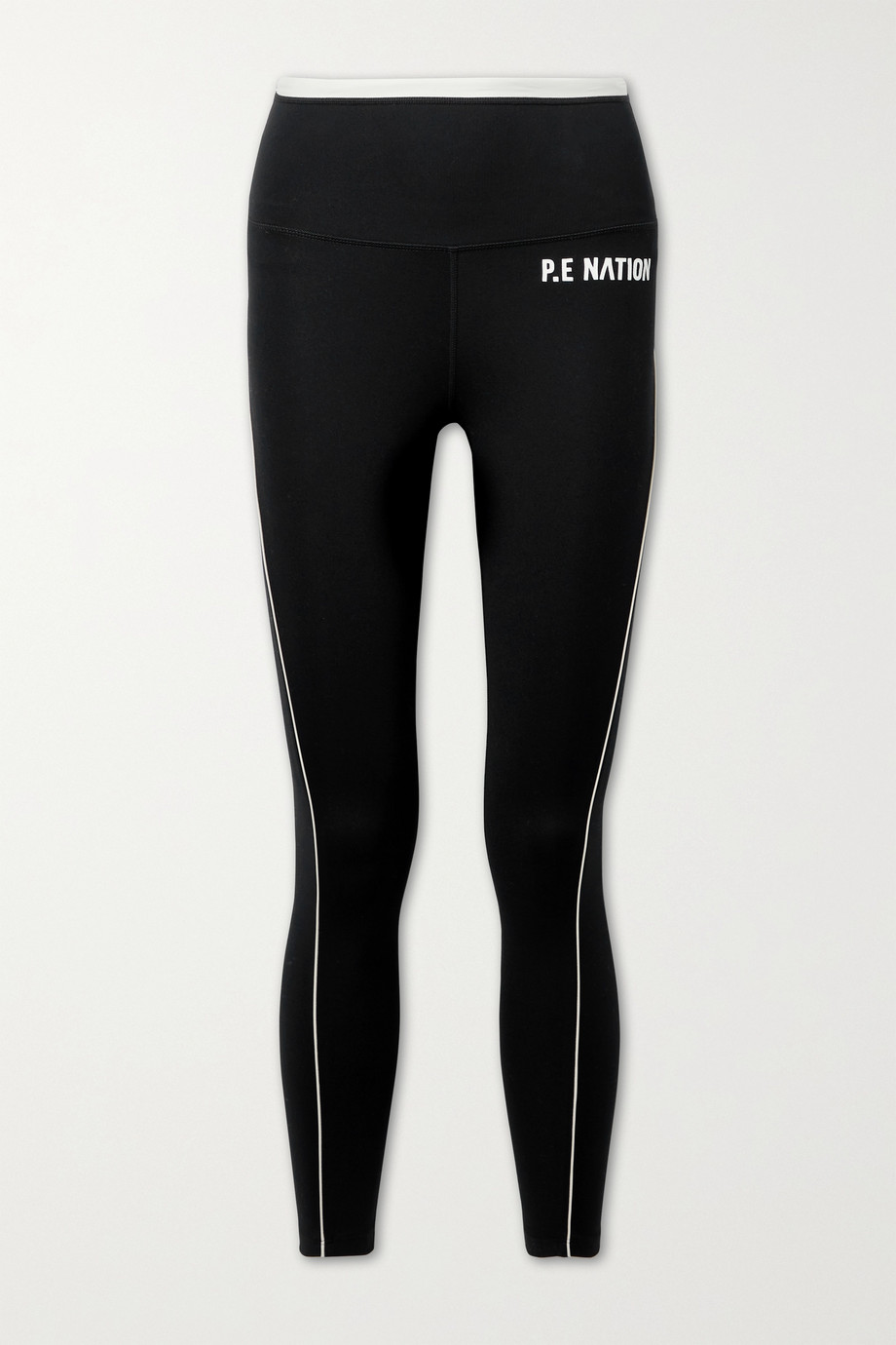P.E NATION Match Play printed stretch leggings