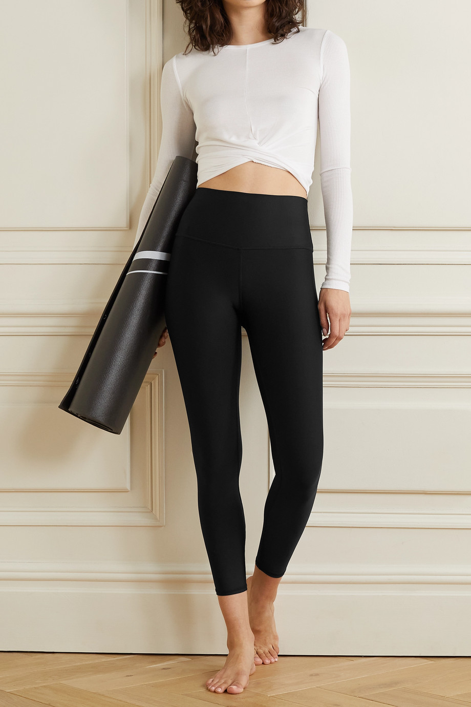 ALO YOGA Airlift stretch leggings