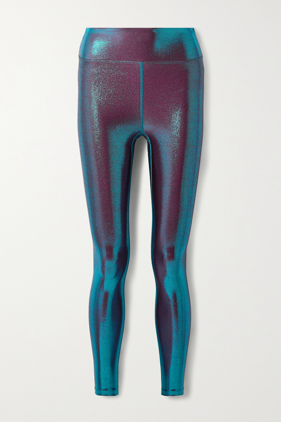 HEROINE SPORT Marvel iridescent stretch leggings