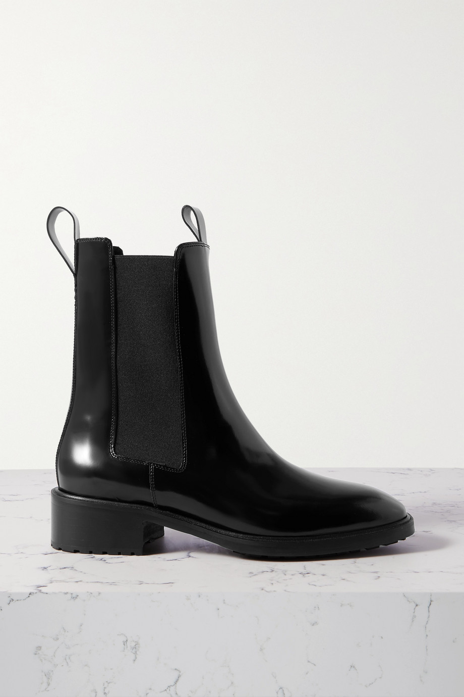 AEYDE Simone leather Chelsea boots