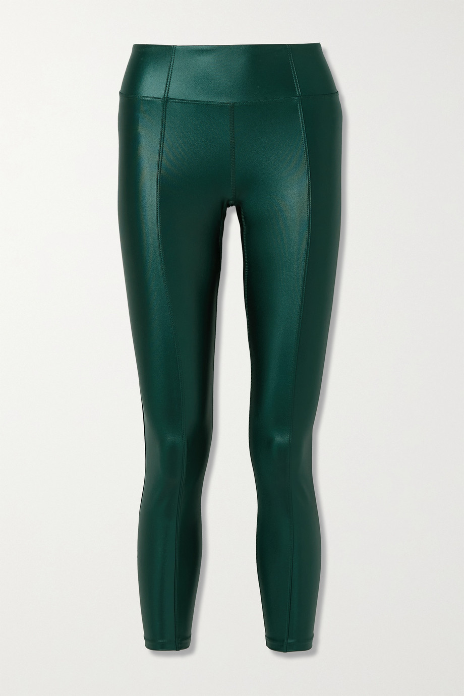 HEROINE SPORT Hampton metallic stretch leggings