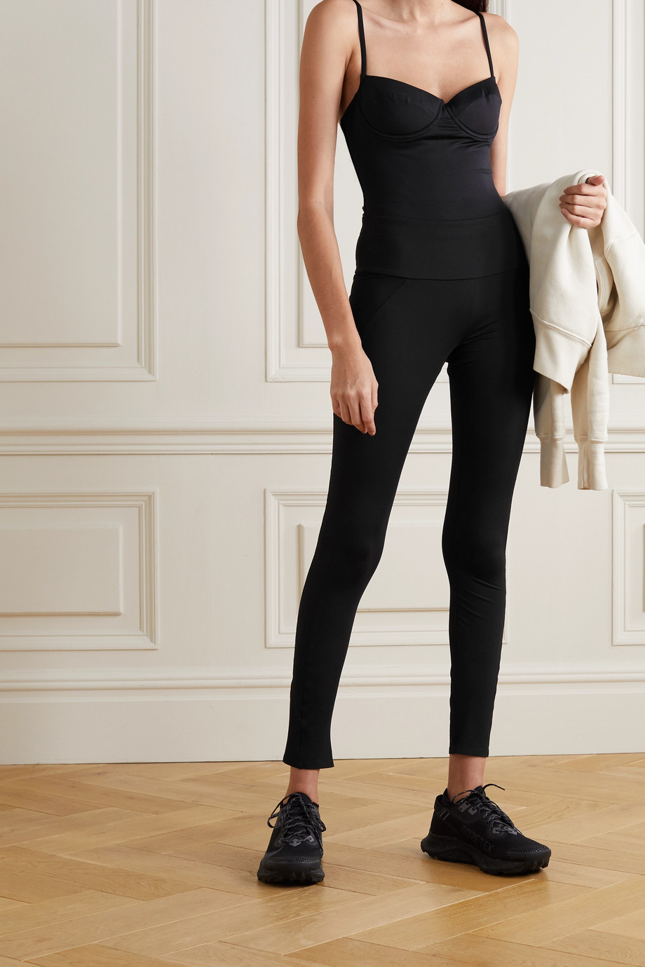 ERNEST LEOTY Perform high-rise stretch leggings