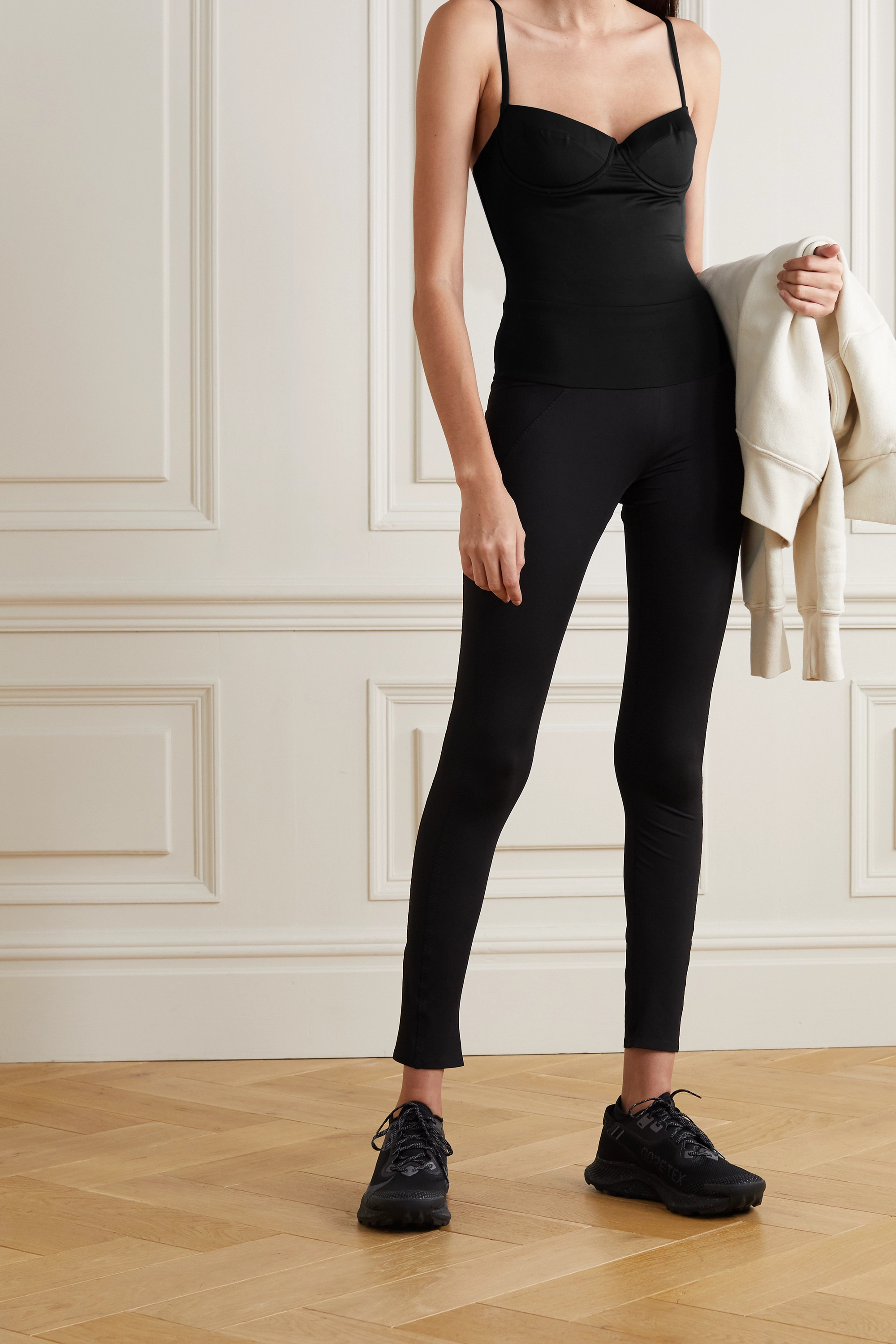 ERNEST LEOTY Anais stretch bodysuit