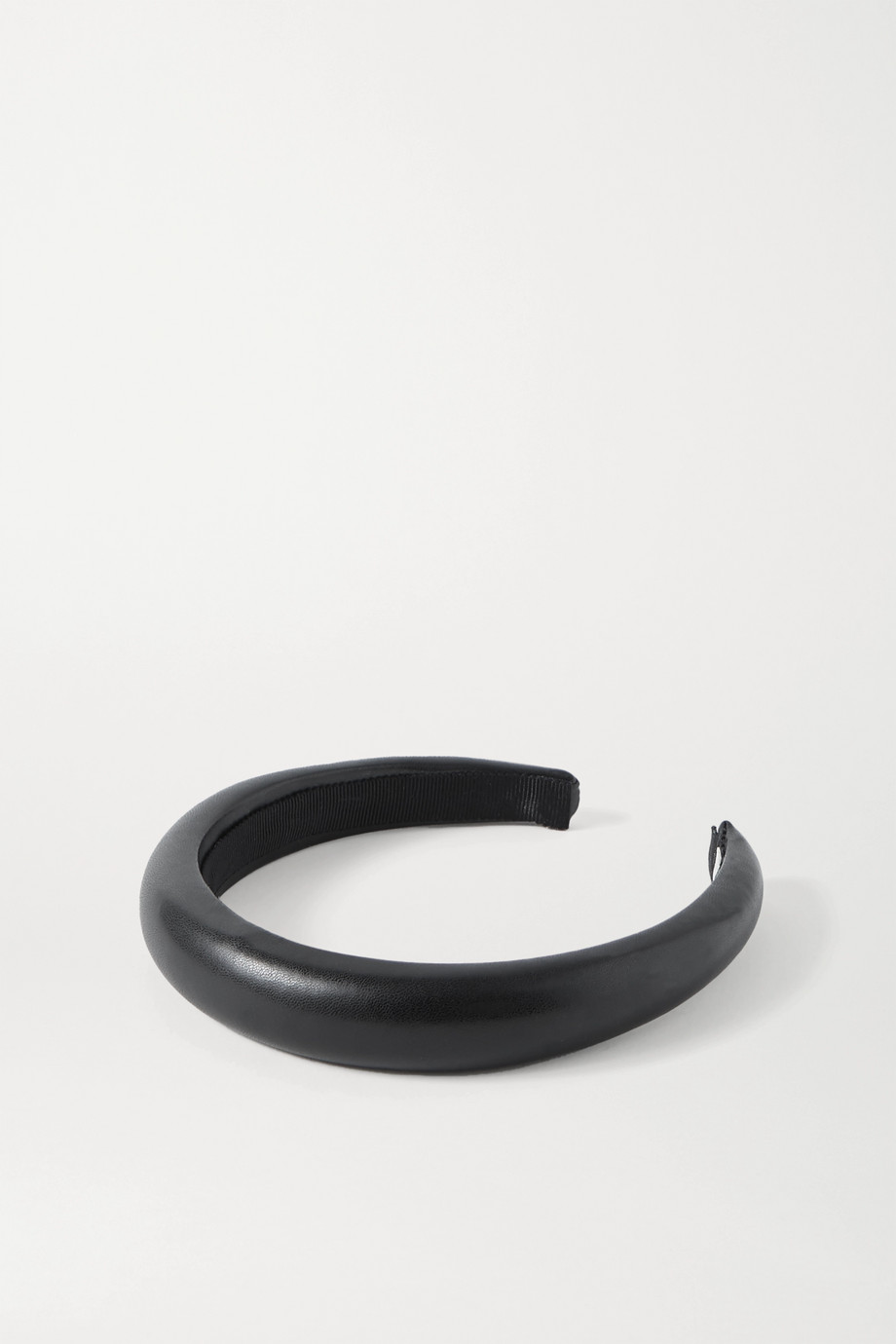 JENNIFER BEHR Marcy vegan leather headband