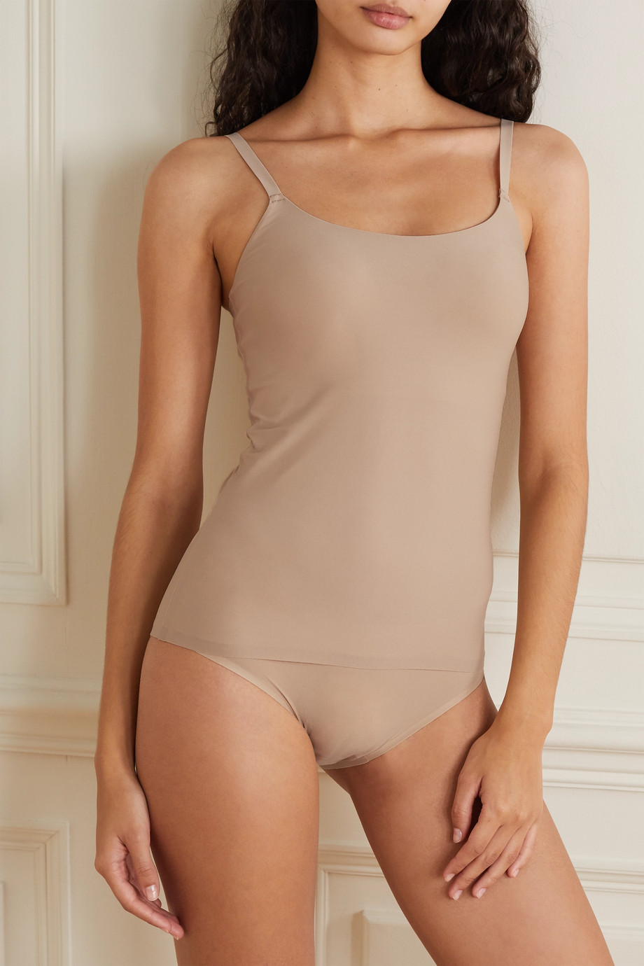 CHANTELLE Soft Stretch jersey camisole
