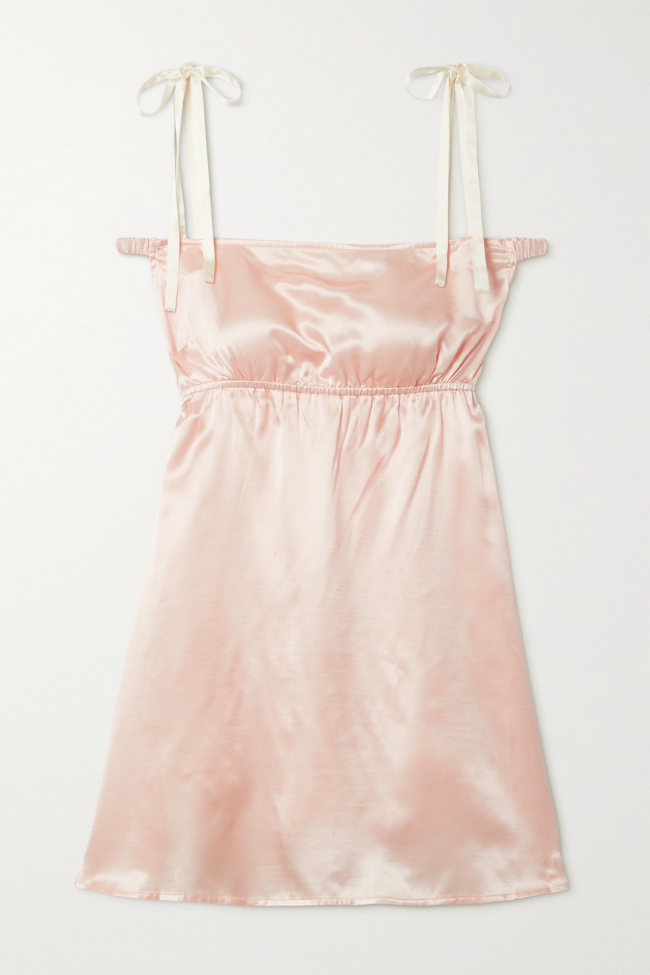 MORGAN LANE Hanna satin chemise