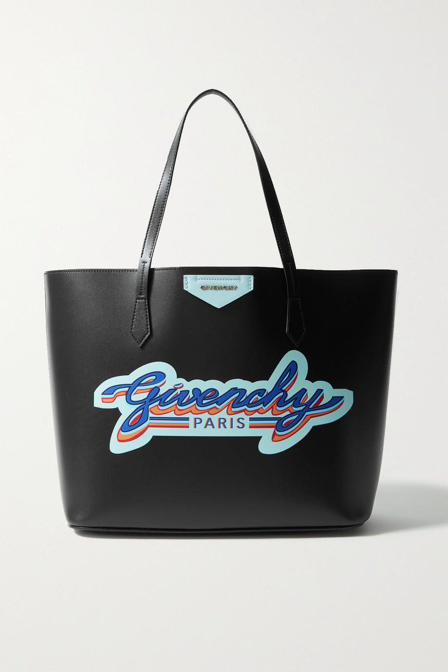 GIVENCHY Wing printed leather tote