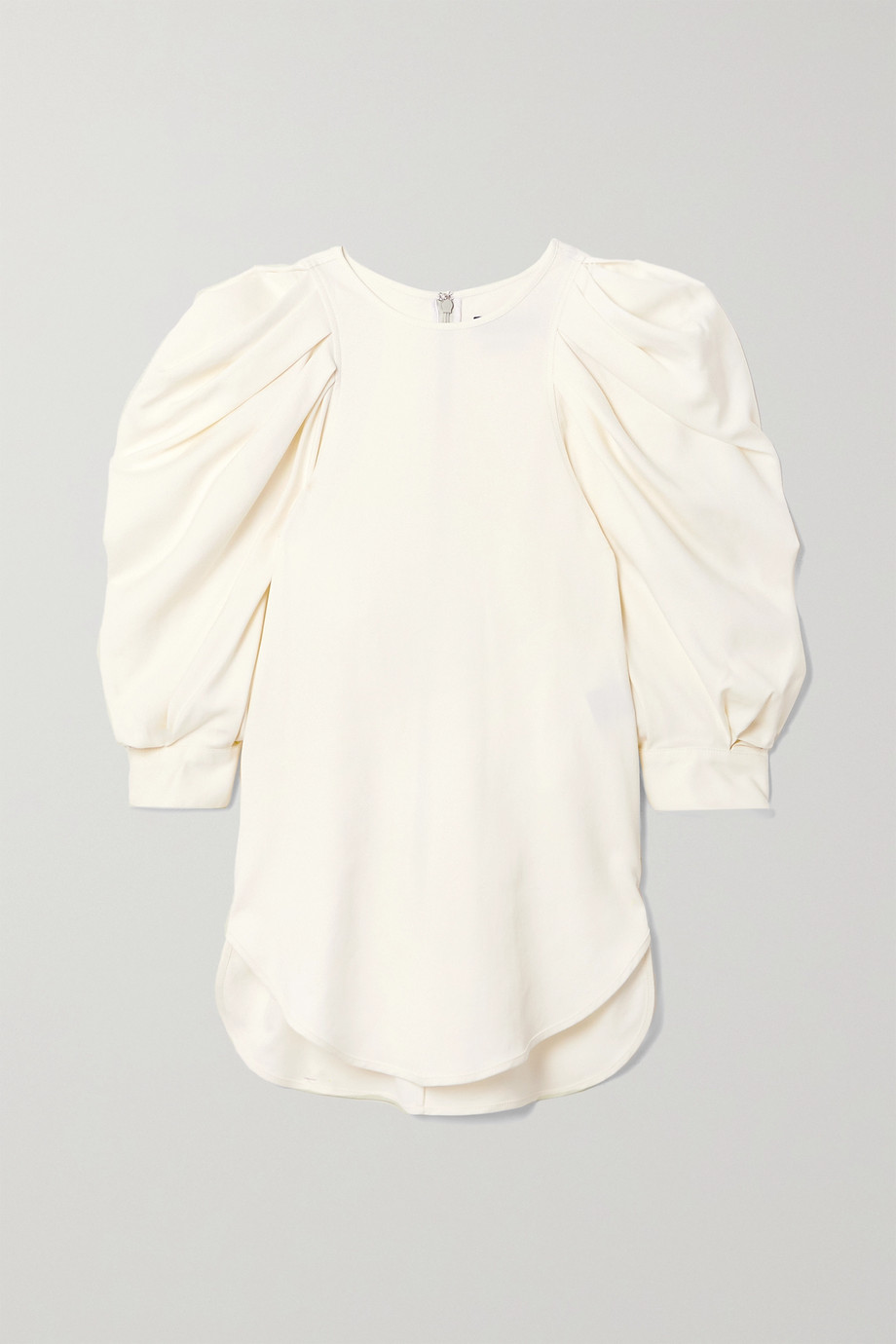 ISABEL MARANT Surya gathered crepe top