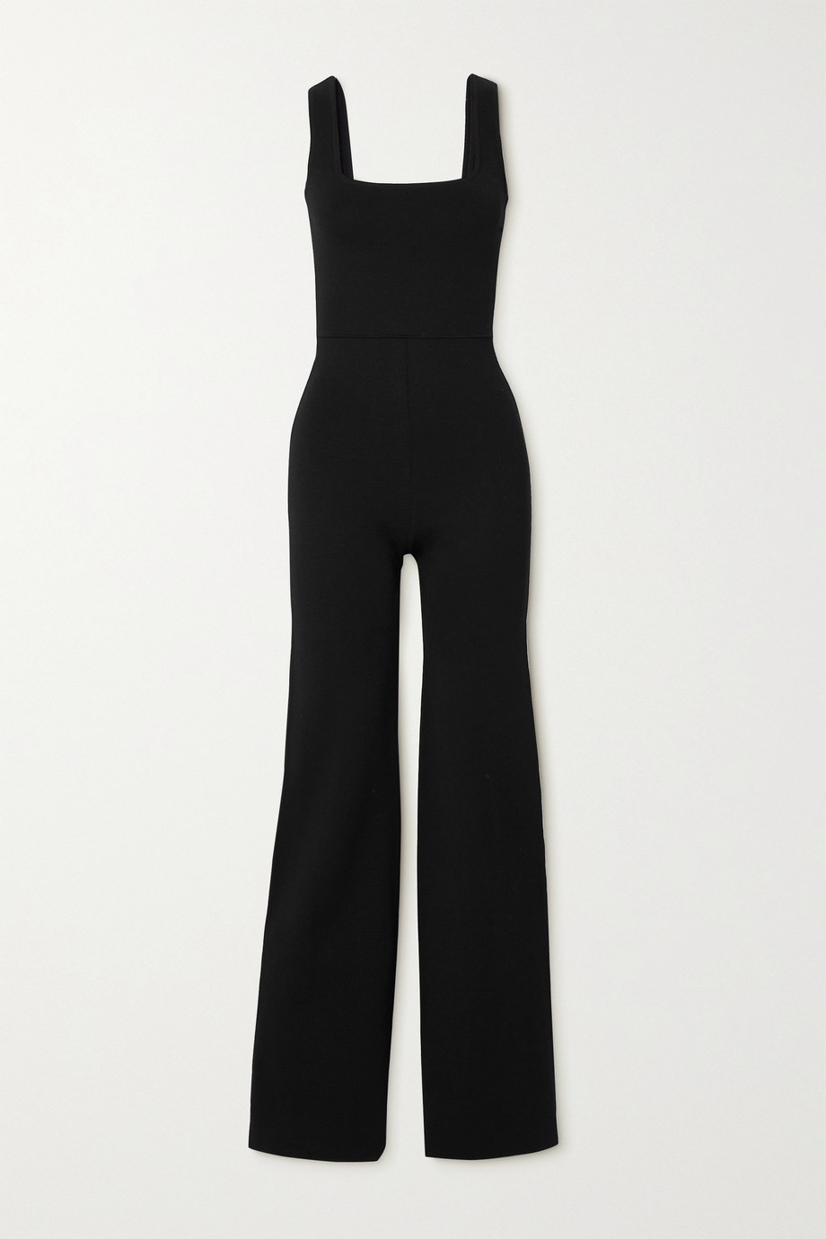GAUGE81 + NET SUSTAIN stretch-jersey jumpsuit