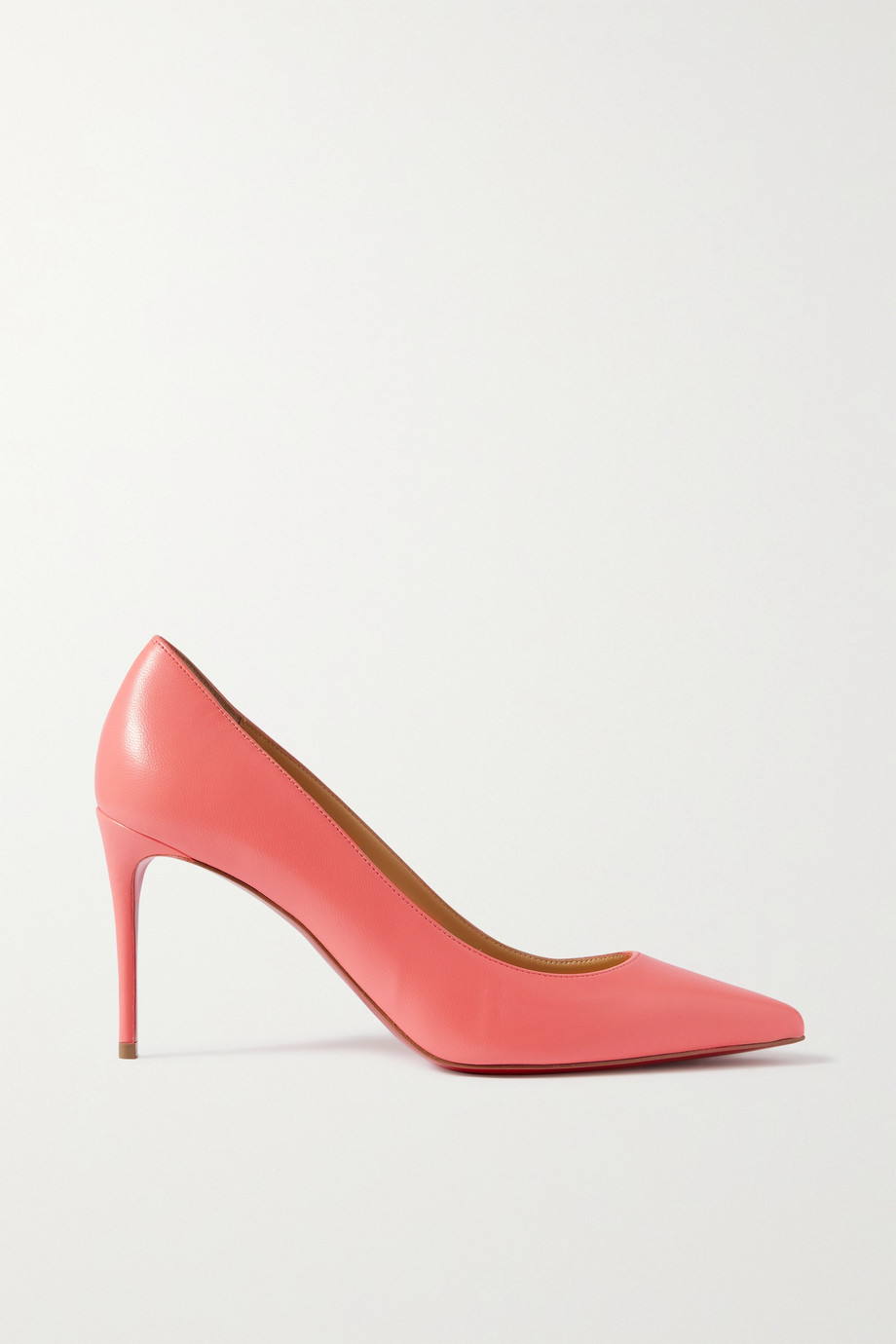 CHRISTIAN LOUBOUTIN Kate 85 leather pumps