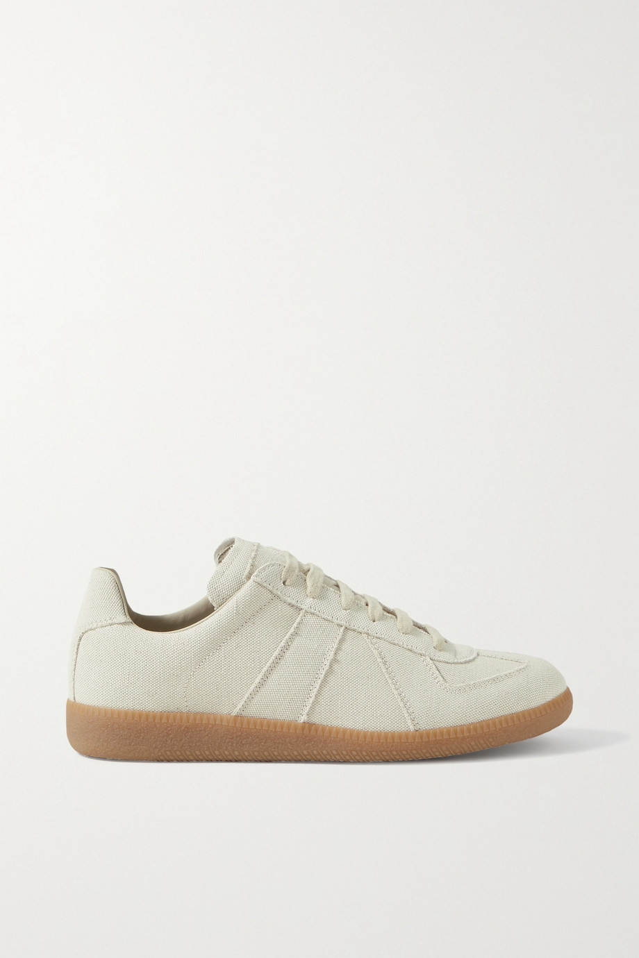 MAISON MARGIELA Replica canvas sneakers