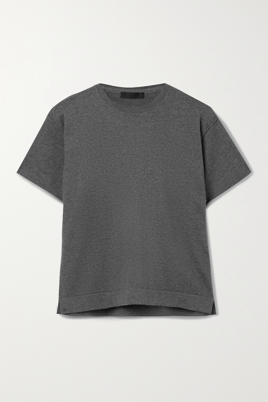 ATM ANTHONY THOMAS MELILLO Cotton and cashmere-blend T-shirt
