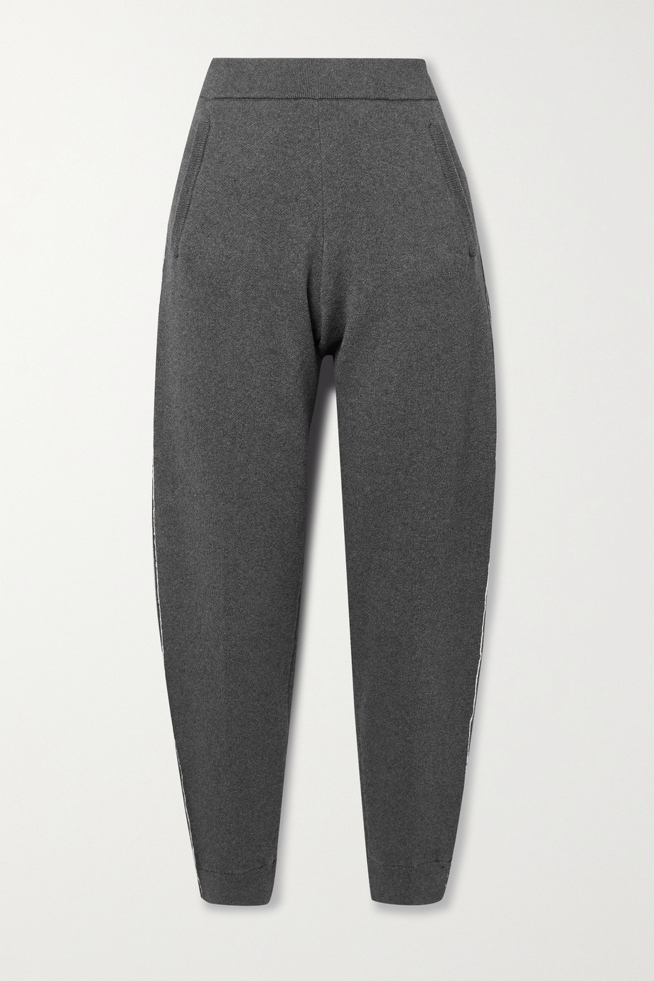 ATM ANTHONY THOMAS MELILLO Cotton and cashmere-blend track pants