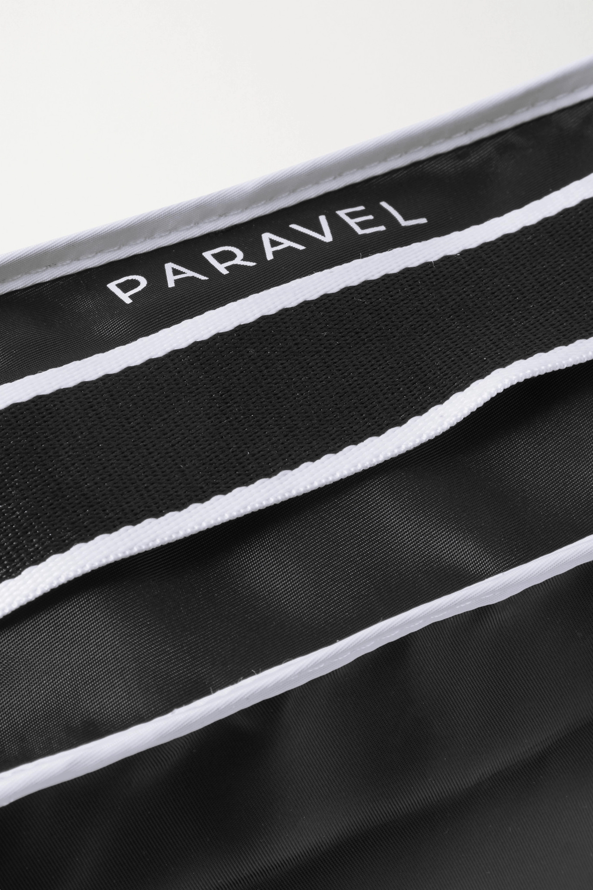 PARAVEL Set of two nylon and TPU shoe cubes