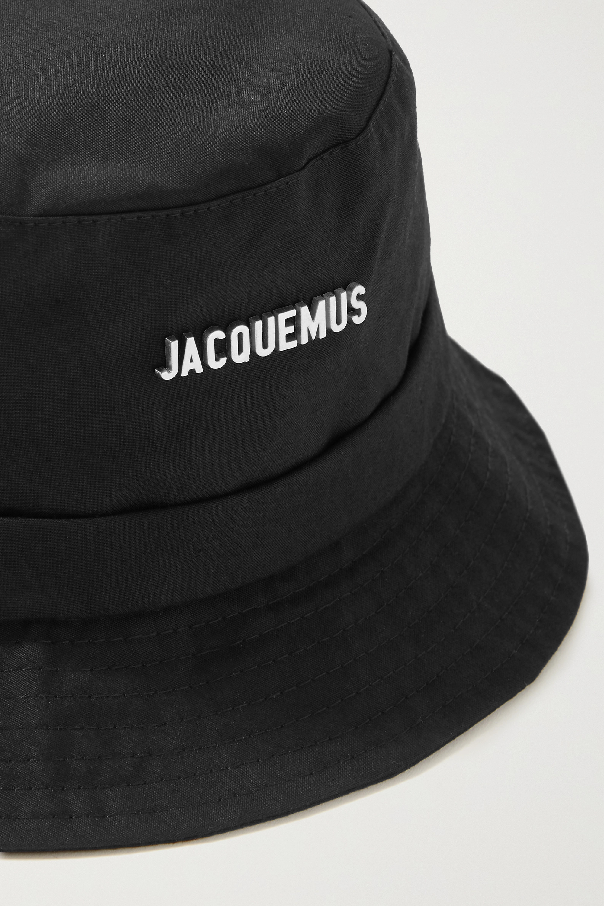 JACQUEMUS Gadjo cotton-canvas bucket hat