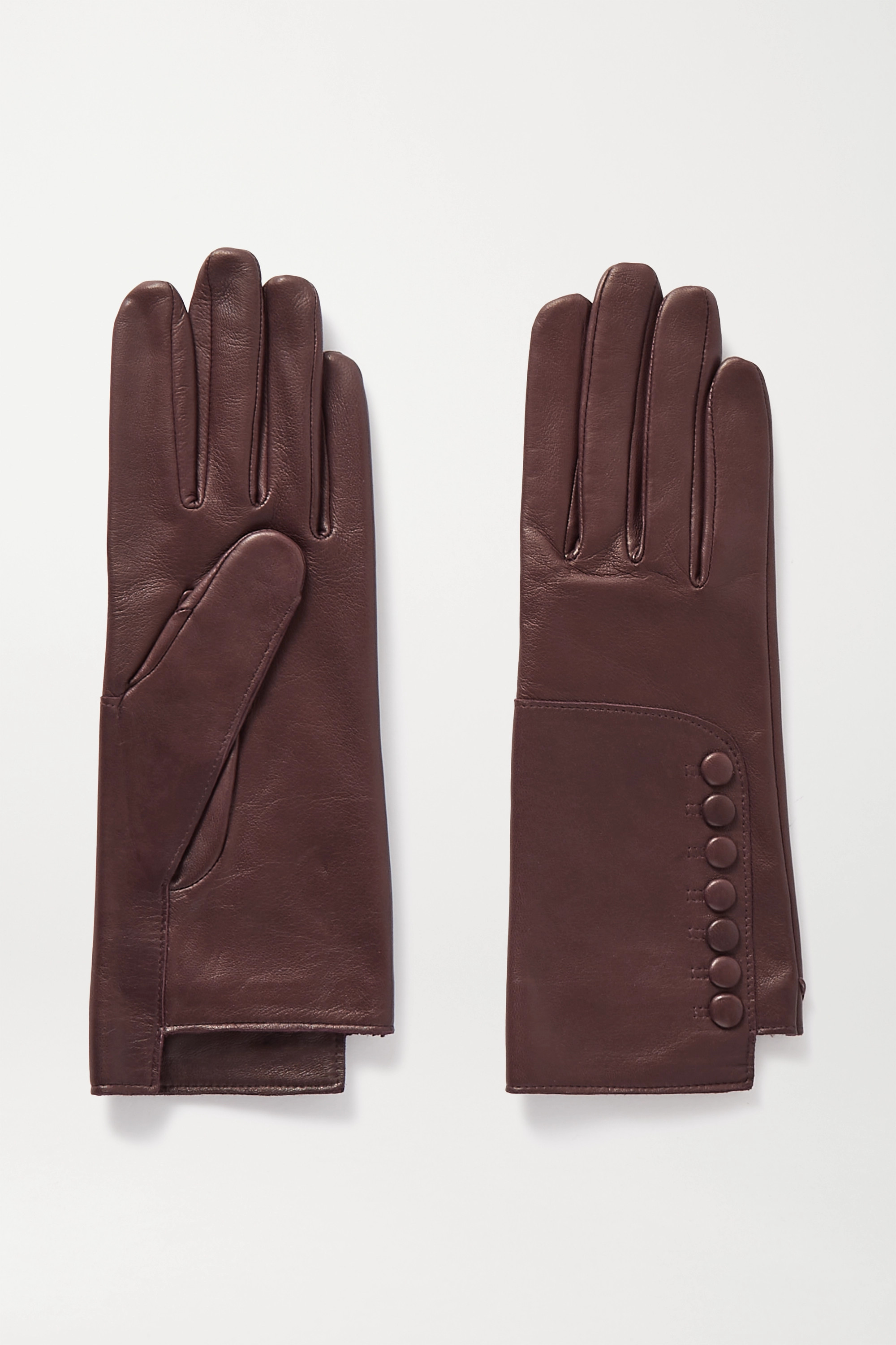 Agnelle Rachelle leather gloves