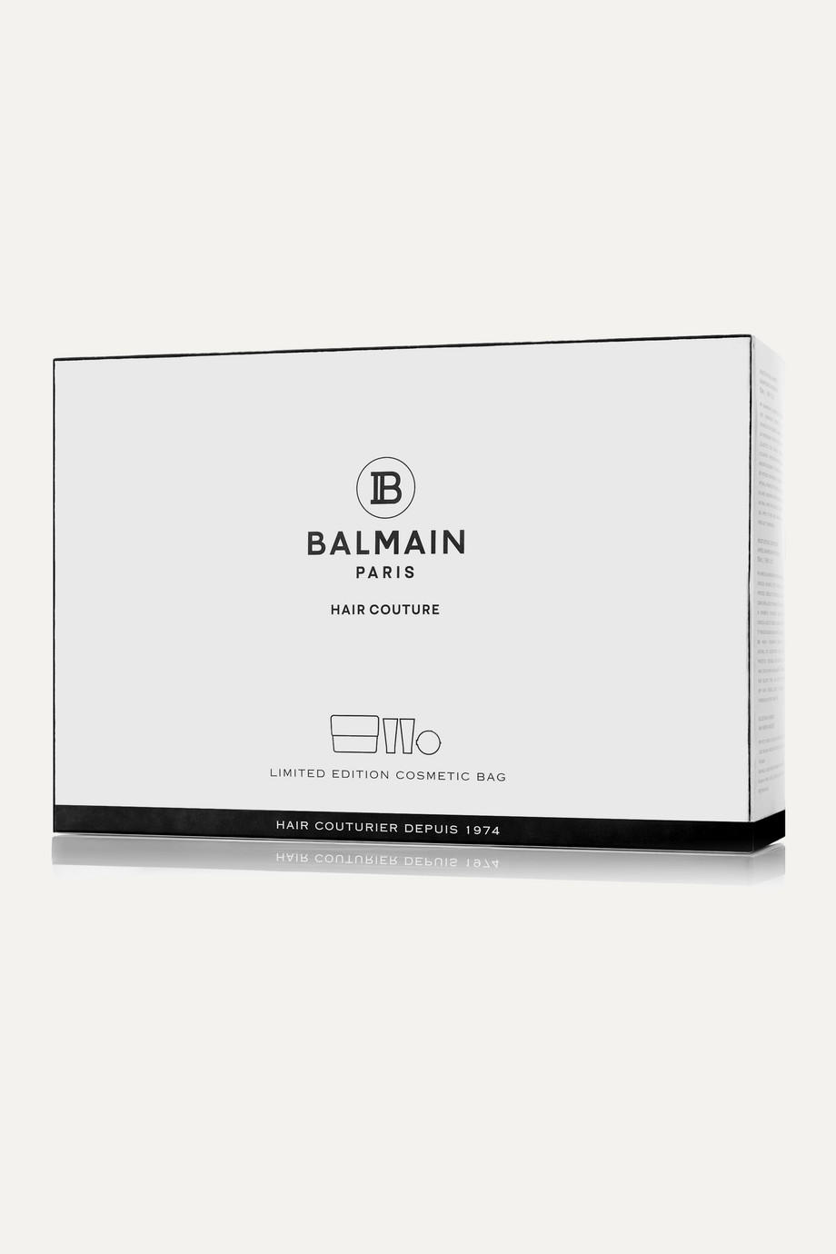 BALMAIN PARIS HAIR COUTURE Moisturizing Haircare Travel Kit