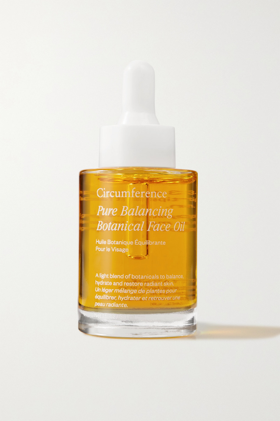 Circumference Pure Balancing Botanical Face Oil, 30ml