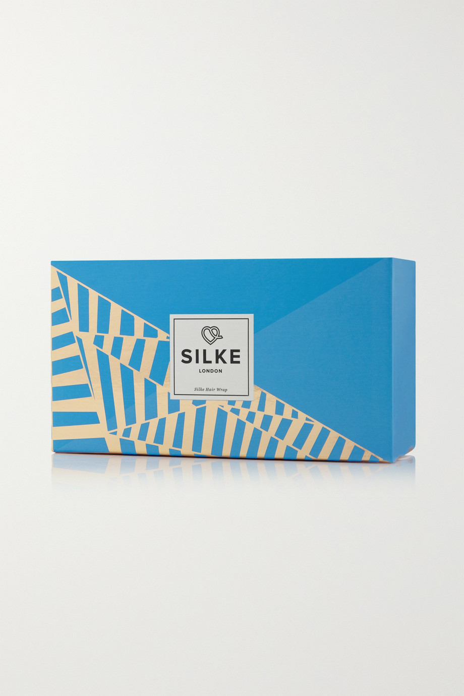 SILKE LONDON Silk hair wrap