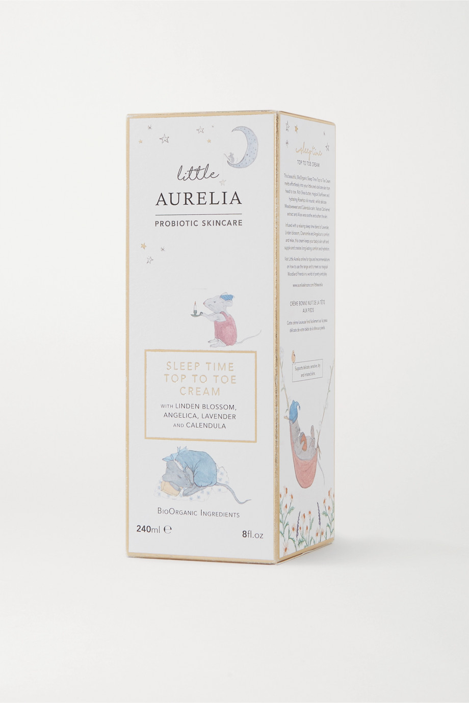 AURELIA PROBIOTIC SKINCARE Little Aurelia Sleep Time Top to Toe Cream, 240ml