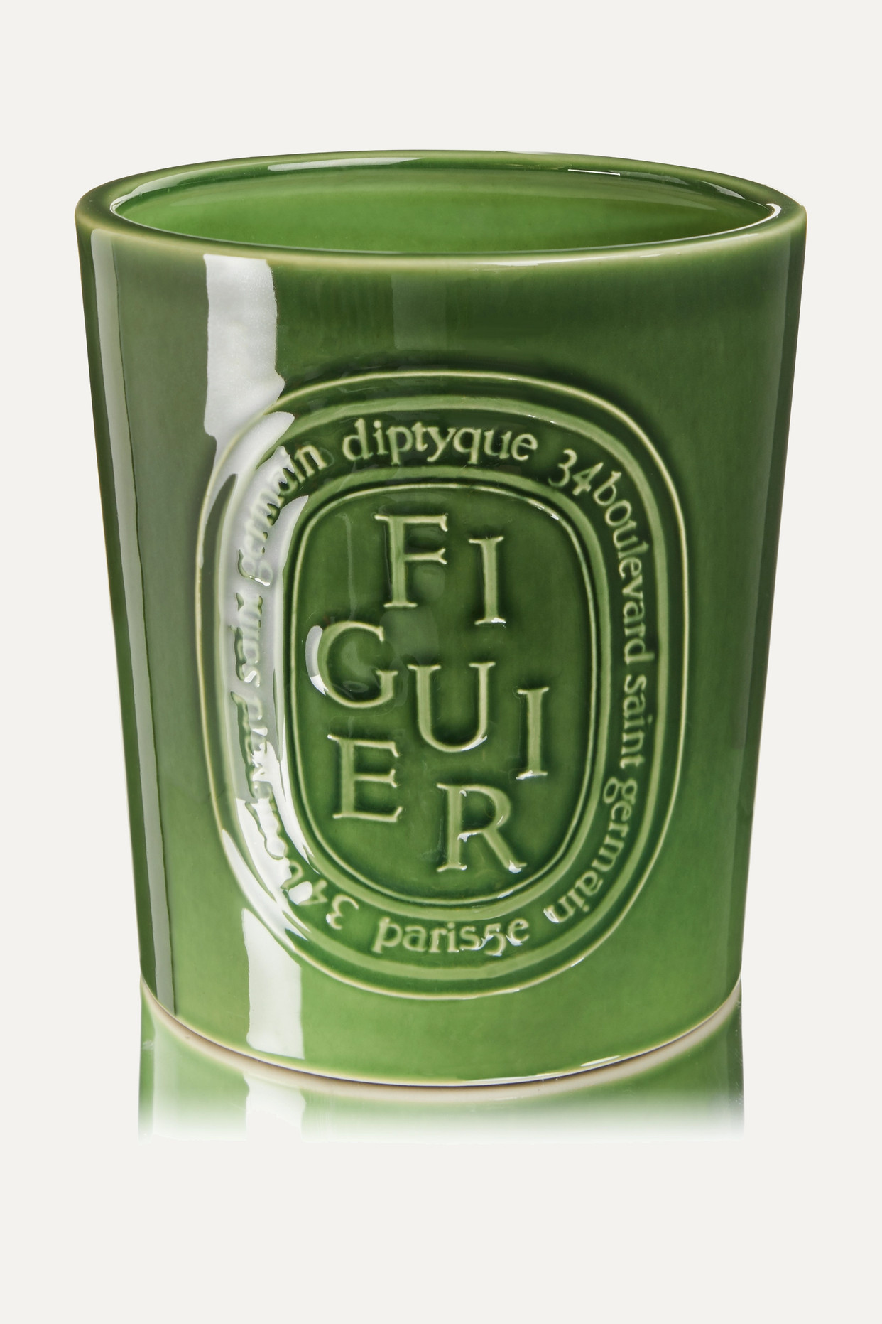 DIPTYQUE - Figuier Scented Candle, 1500g - Green - one size