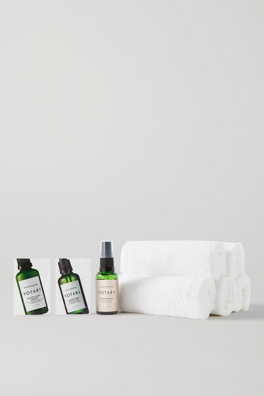 VOTARY Clean Skin Experience Set