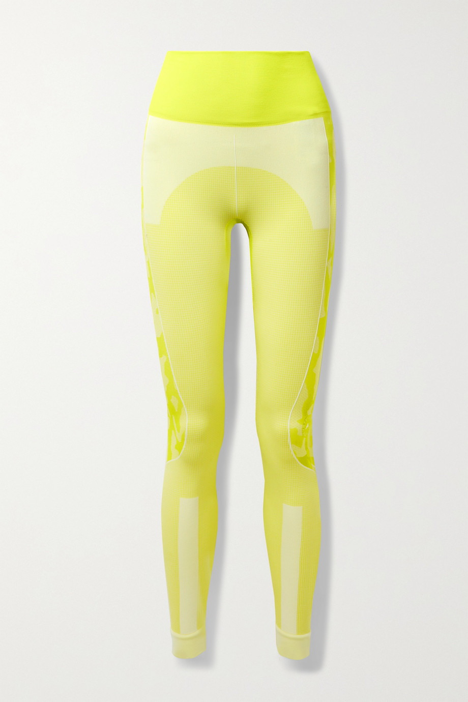 ADIDAS BY STELLA MCCARTNEY TruePurpose recycled stretch-jacquard leggings