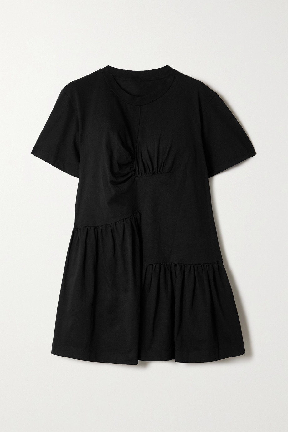 MARQUES' ALMEIDA + NET SUSTAIN ReM'Ade By Marques' Almeida oversized cotton-jersey mini dress