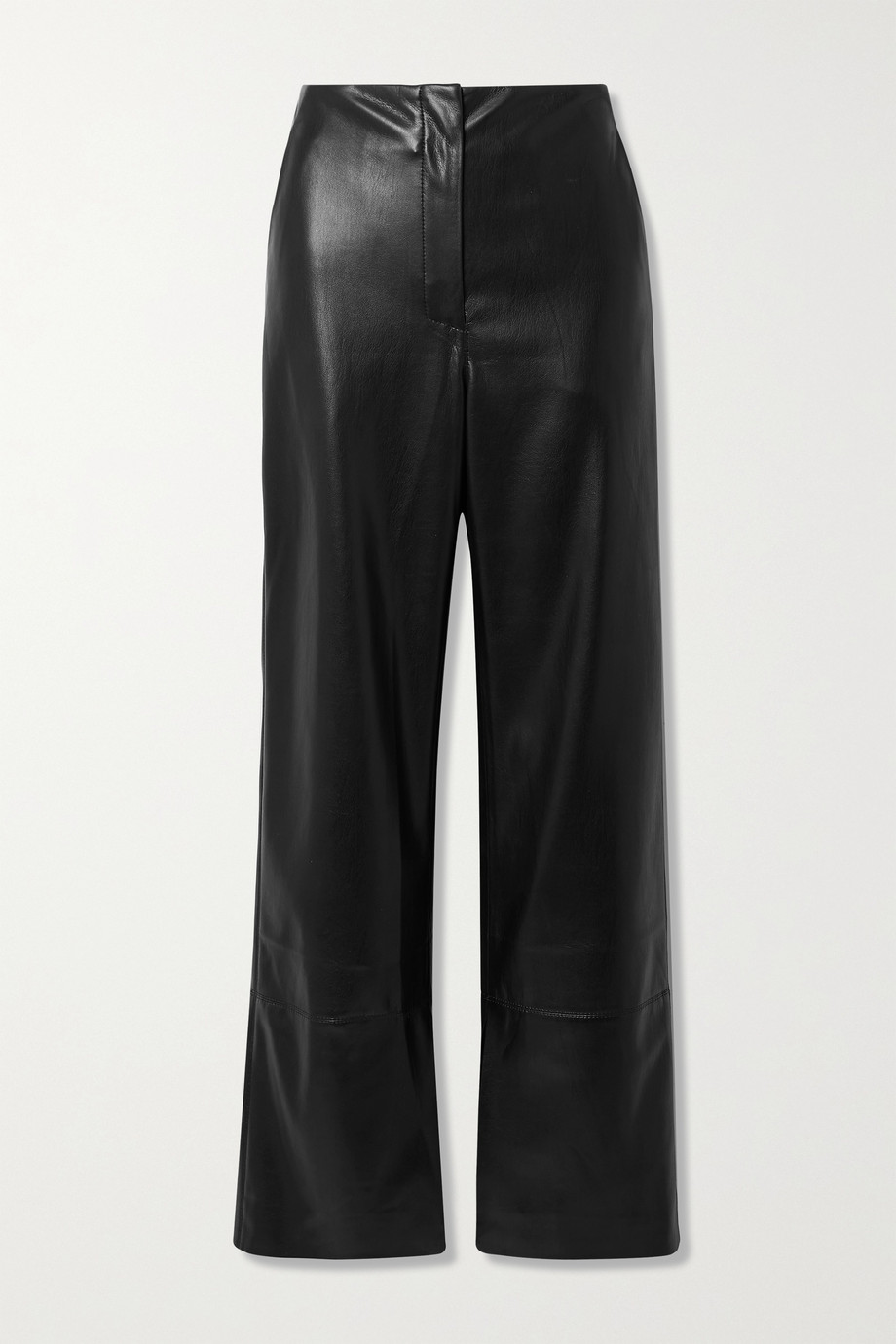 NANUSHKA Rhyan vegan leather straight-leg pants