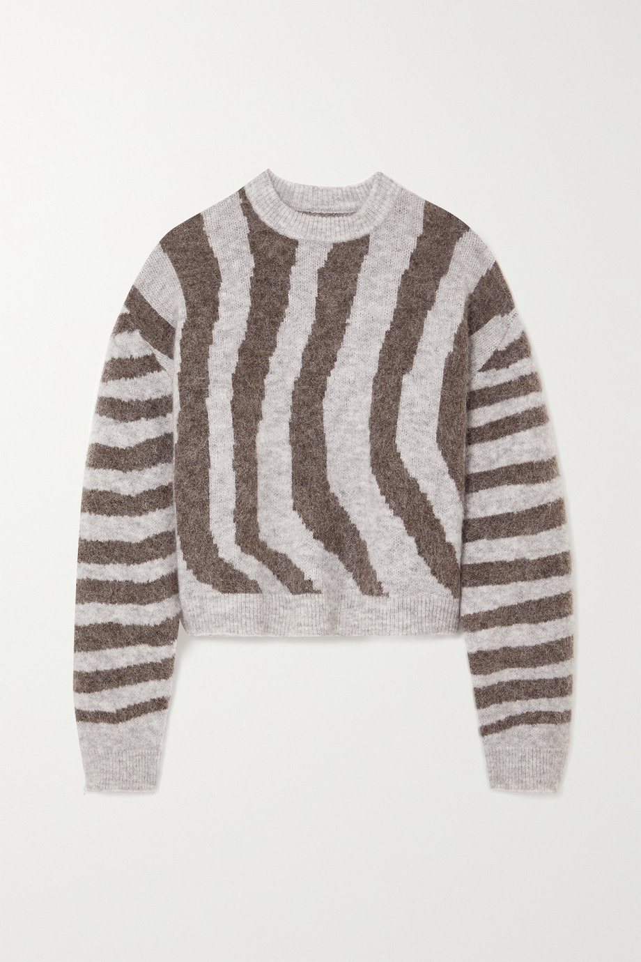 REMAIN BIRGER CHRISTENSEN Cami striped knitted sweater
