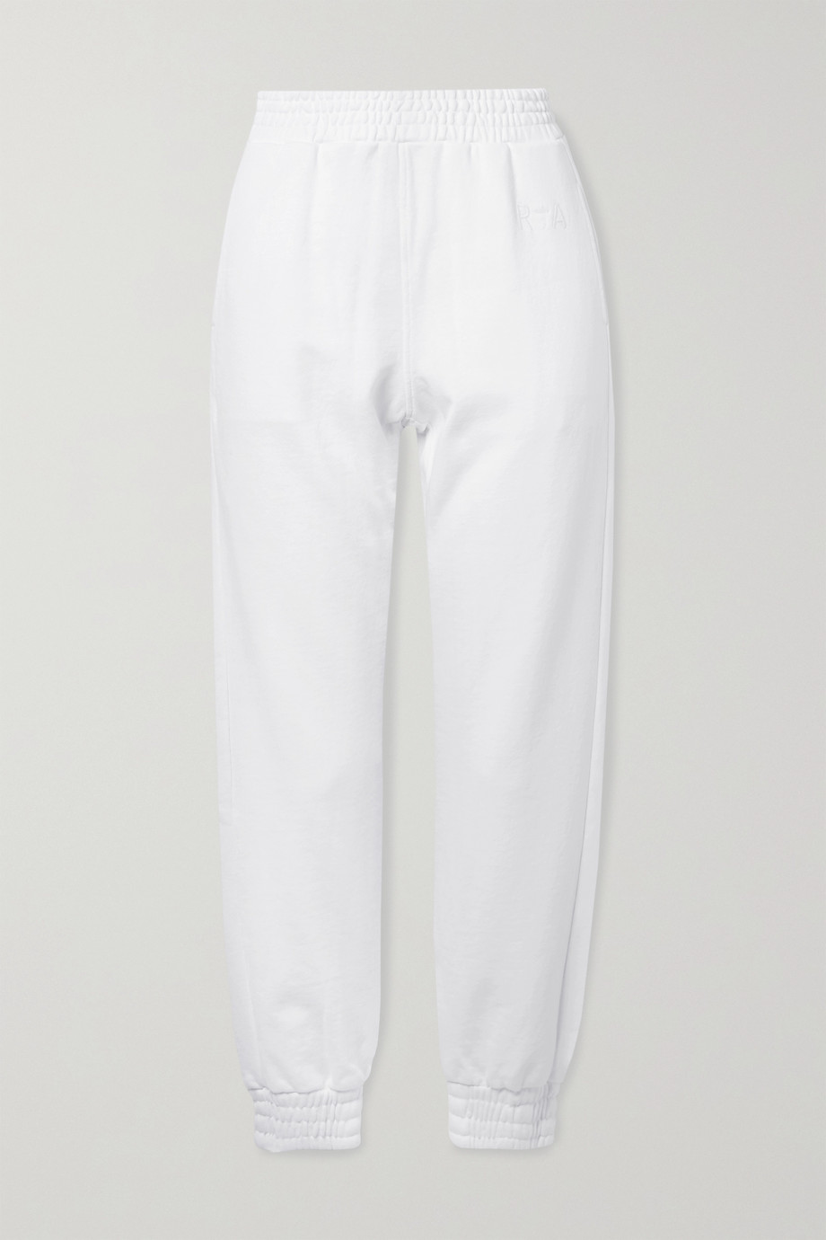 RTA Sydney cotton-jersey track pants