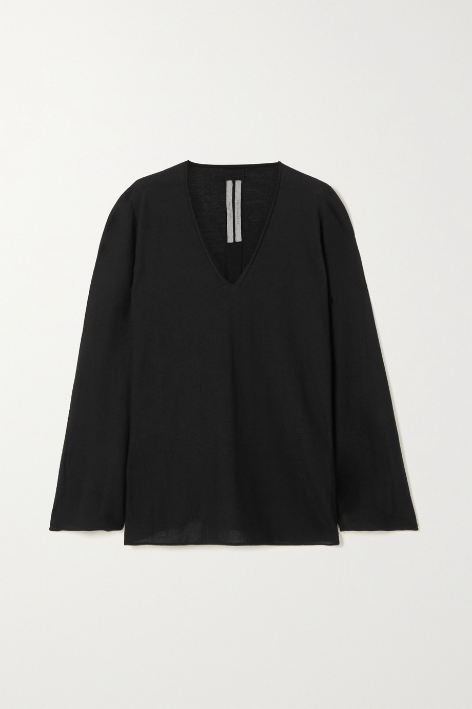 RICK OWENS Wool top