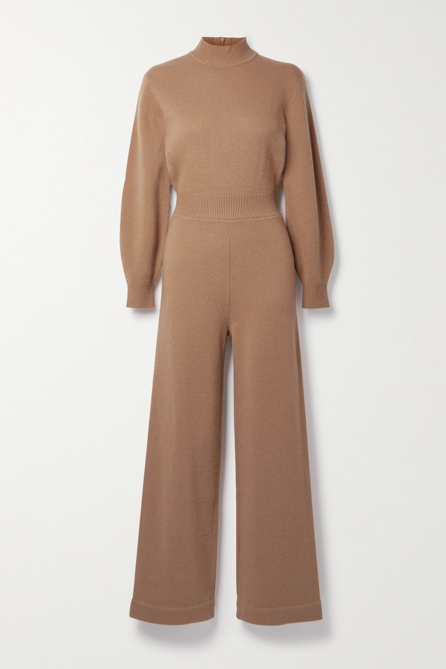 THEORY Wool-blend jumpsuit