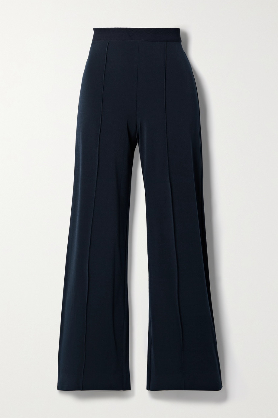 BY MALENE BIRGER Miela stretch-ponte straight-leg pants