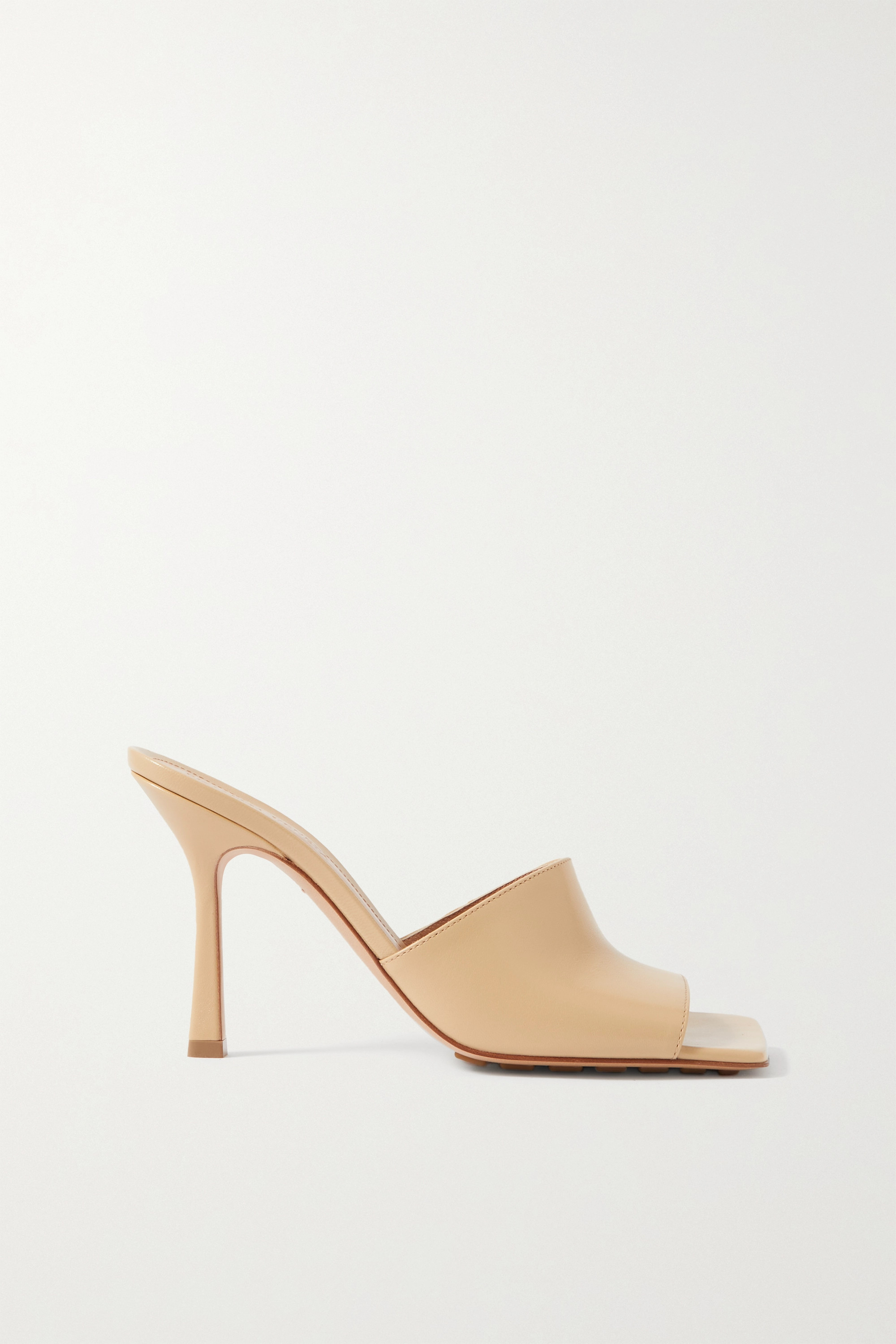 BOTTEGA VENETA Leather mules