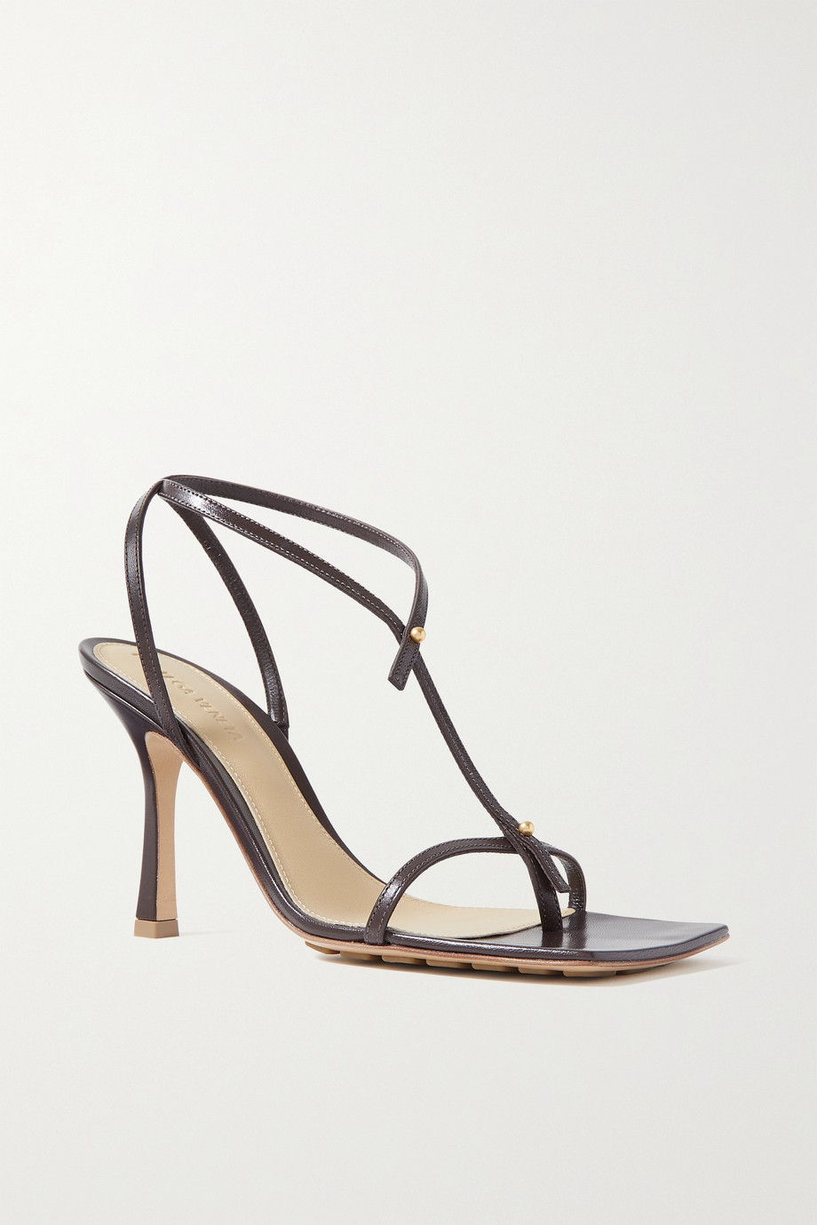 BOTTEGA VENETA Studded leather sandals