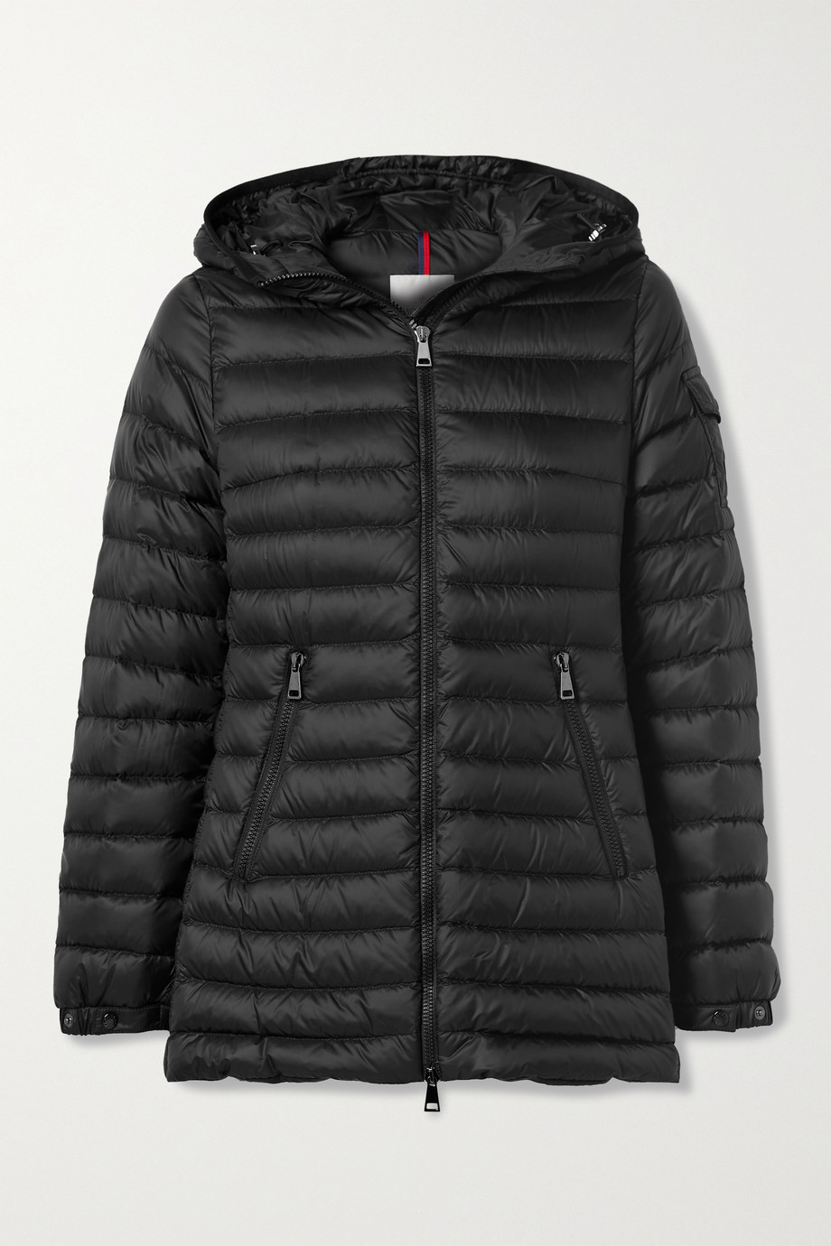 MONCLER Ments hooded quilted shell down jacket